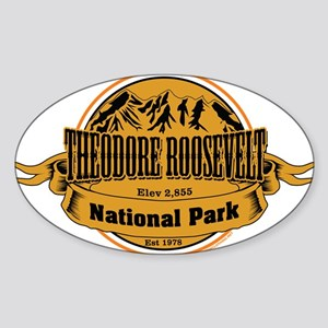 Theodore Roosevelt , North Dakota Sticker