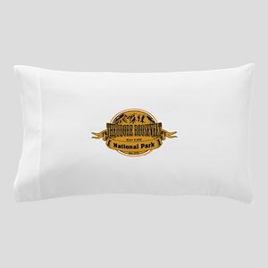Theodore Roosevelt , North Dakota Pillow Case