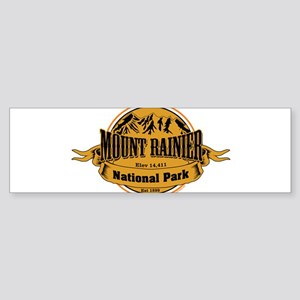 Mount Rainier, Washington Bumper Sticker