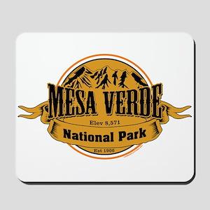 Mesa Verde, Colorado Mousepad