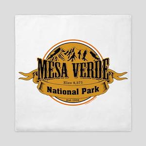 Mesa Verde, Colorado Queen Duvet