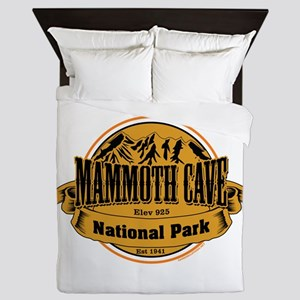 Mammoth Cave, Kentucky Queen Duvet