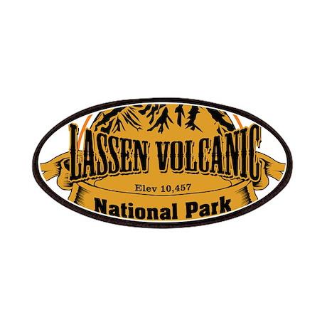 Lassen Volcanic, California Patches