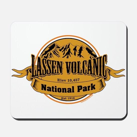 Lassen Volcanic, California Mousepad