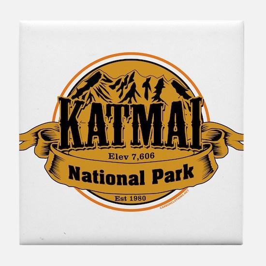 Katmai Tile Coaster