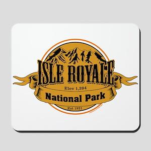 Isle Royale, Michigan Mousepad