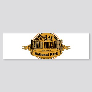 Hawaii Volcanoes, Hawaii Bumper Sticker