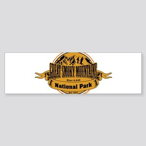 Great Smokey Mountains, Tennessee Bumper Sticker