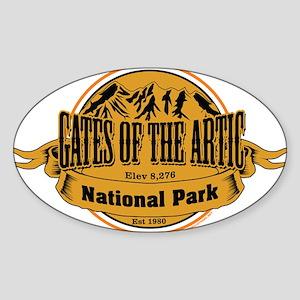 Gates of the Arctic, Alaska Sticker