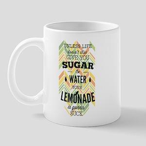 Life Lemons Lemonade Mug