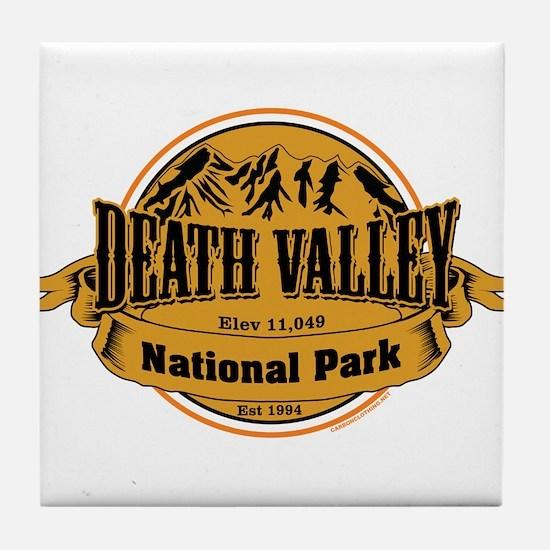 Death Valley, California Tile Coaster