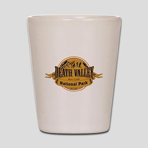 Death Valley, California Shot Glass