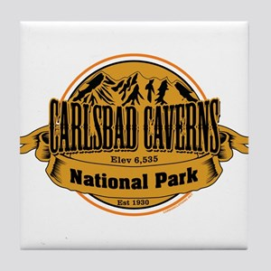 Carlsbad Caverns, New Mexico Tile Coaster