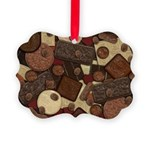 Got Chocolate? Picture Ornament