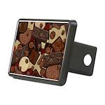 Got Chocolate? Rectangular Hitch Cover