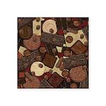 Got Chocolate? Square Sticker 3