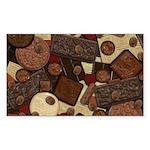 Got Chocolate? Sticker (Rectangle 50 pk)