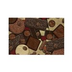 Got Chocolate? Rectangle Magnet (10 pack)