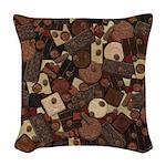 Got Chocolate? Woven Throw Pillow