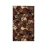 Got Chocolate? 3'x5' Area Rug