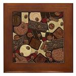 Got Chocolate? Framed Tile
