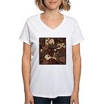 Got Chocolate? Women's V-Neck T-Shirt