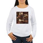Got Chocolate? Women's Long Sleeve T-Shirt