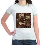 Got Chocolate? Jr. Ringer T-Shirt