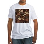 Got Chocolate? Fitted T-Shirt