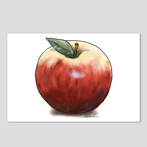 Crunchy Apple Postcards (Package of 8)