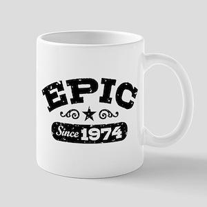 Epic Since 1974 Mug