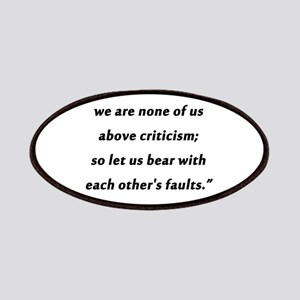 Baum - Above Criticism Patch