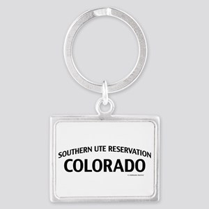 Southern Ute Reservation Colorado Keychains