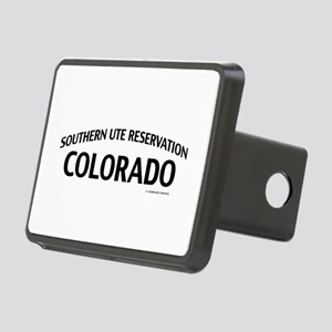 Southern Ute Reservation Colorado Hitch Cover