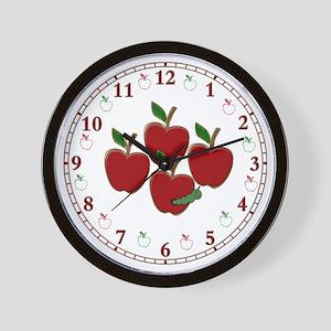 appleclock Wall Clock