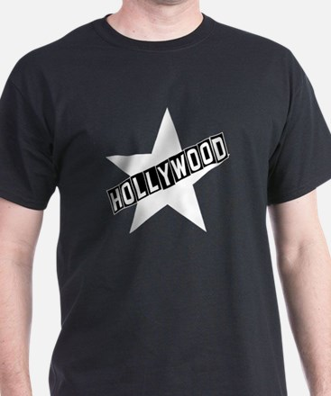 HOLLYWOOD California Hollywood Walk of Fame T-Shirt