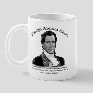 George Rogers Clark 01 Mug