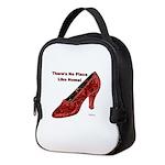 No Place Like Home Neoprene Lunch Bag