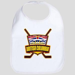 British Columbia Hockey Flag Bib