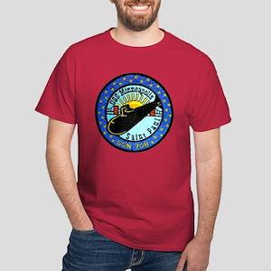 SSN 708 USS Minneapolis Dark T-Shirt