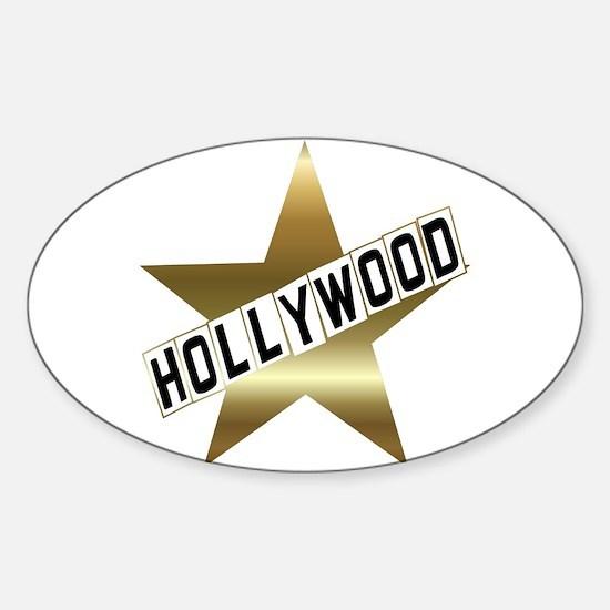 HOLLYWOOD California Hollywood Walk of Fame Sticke