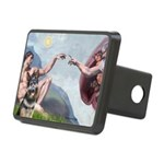 MP-CREATION-GSEHP10 Rectangular Hitch Cover