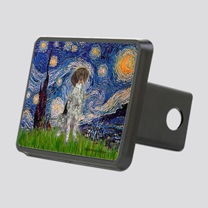STARRY-GermanSHPointer Rectangular Hitch Cover