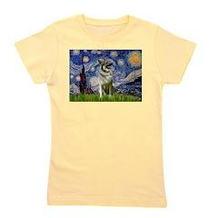 5.5x7.5-Starry-NorwElk.png Girl's Tee