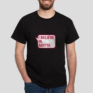I Believe In Aditya T-Shirt