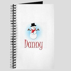 Snowman - Danny Journal