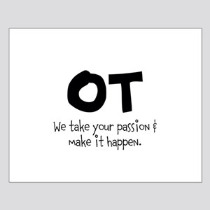 OT Your Passion Posters