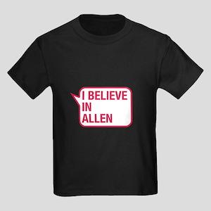 I Believe In Allen T-Shirt