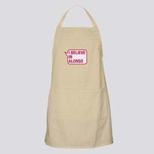 I Believe In Alonso Apron