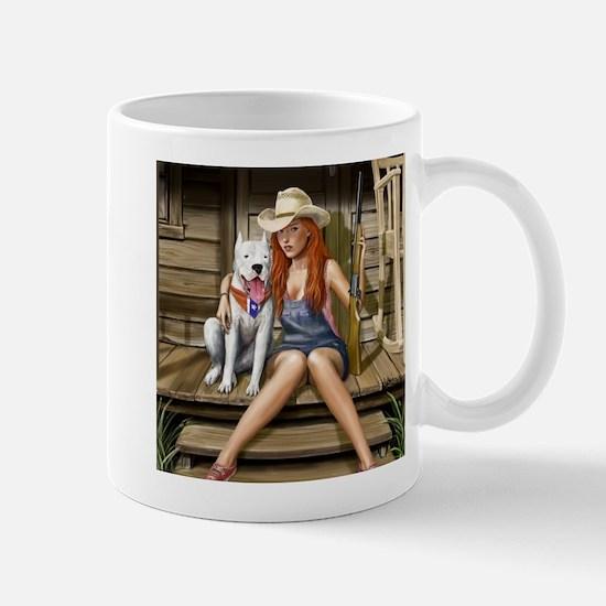 Southern Girl Small Mug